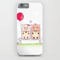 Piggie Couple iPhone 6 Slim Case