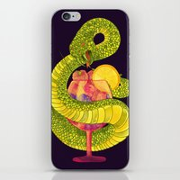 Viper on a Diet iPhone & iPod Skin