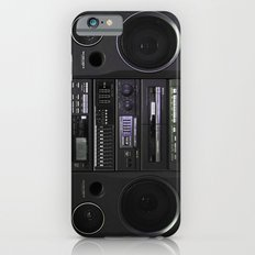Boombox iPhone5 case (follow link below for iPhone4) iPhone 6 Slim Case