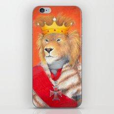 Lion King iPhone & iPod Skin