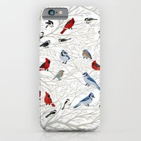 Winter Birds iPhone 6 Slim Case
