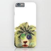 iPhone & iPod Case featuring Lion by pisu