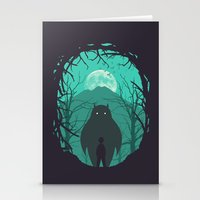Scary Monsters and Nice Sprites Stationery Cards