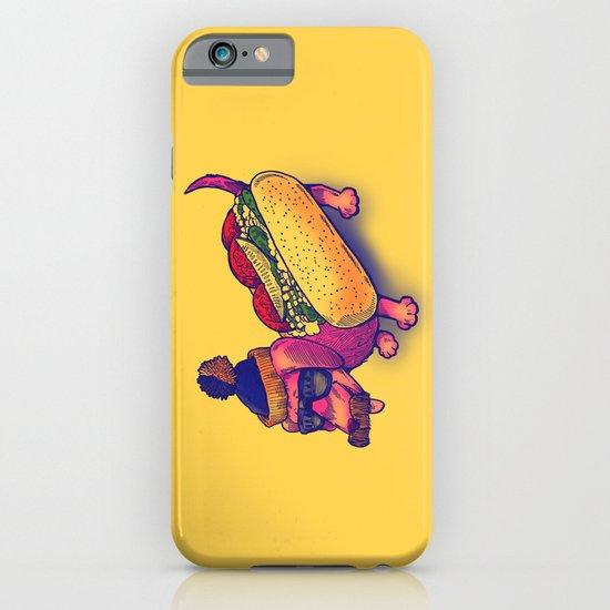 Chicago Dog iPhone & iPod Case