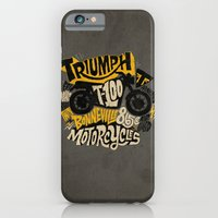 Triumph iPhone 6 Slim Case
