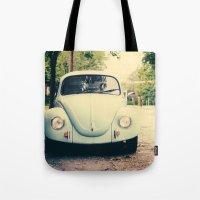 bug love Tote Bag