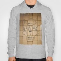 Space in Boxes Hoody