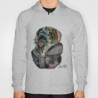 Warrior Portrait Hoody