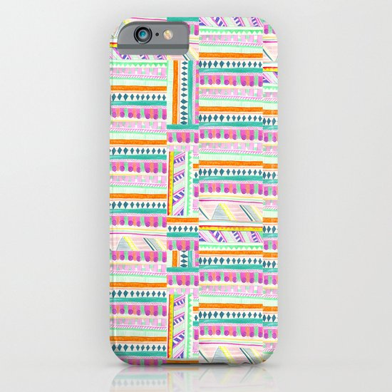 multicoloured AZTEC + iPhone & iPod Case