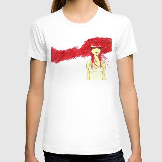 Red Target T-shirt