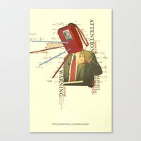 Excursion - #2 Canvas Print