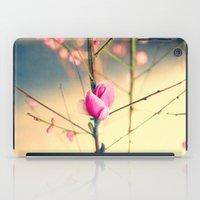 Textured Bloom iPad Case