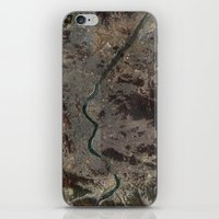 Seoul Korea iPhone & iPod Skin