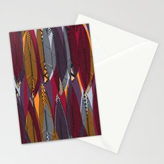 Aztec Feathers Stationery Cards