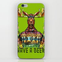 Have a Beer iPhone & iPod Skin