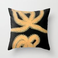 Star Dance Throw Pillow