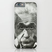 iPhone Cases featuring Albert E Mix 1 by Marko Köppe