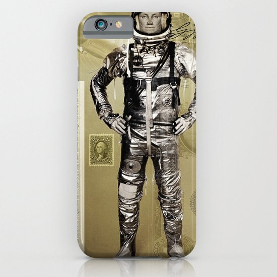 George Washington - Spaceman  iPhone & iPod Case