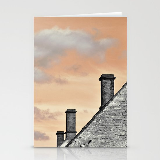 cloud factory... Stationery Card