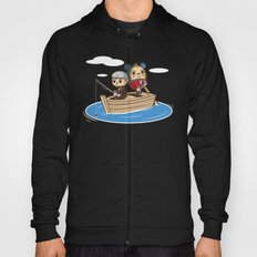 Social Fishing Hoody