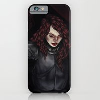 iPhone & iPod Case featuring Traped by Kathleen Weird