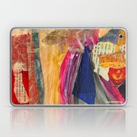 Collage Love - Asian Tie Laptop & iPad Skin