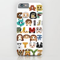 ABC3PO iPhone 6 Slim Case