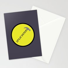 Captain Hammer Stationery Cards