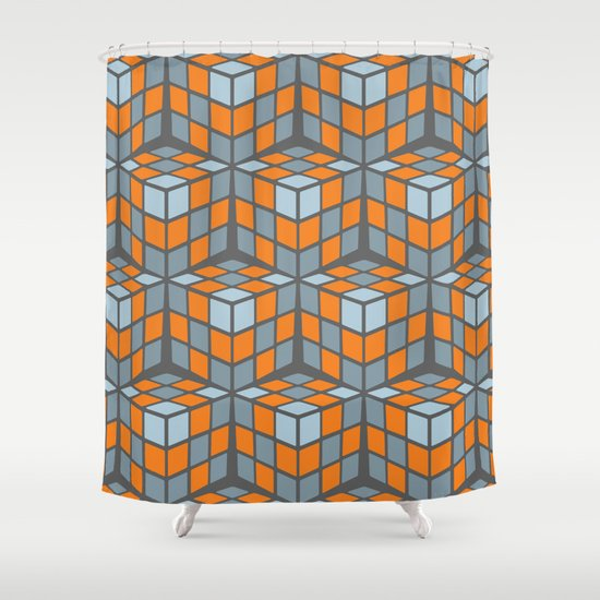 Curtains Ideas Orange And Gray Shower Curtain Inspiring Pictures Of Curta