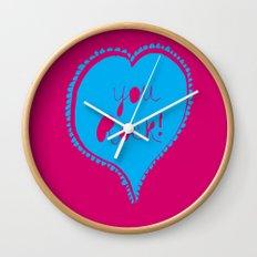 you rock Wall Clock