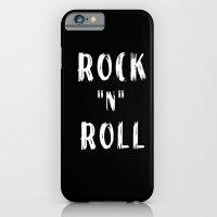 Rock N Roll iPhone 6 Slim Case