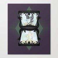 Maleficent's Hour Canvas Print