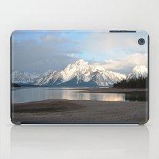 Wyoming - 2 iPad Case