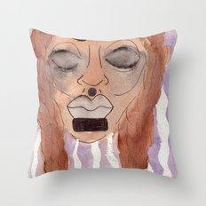 hurt Throw Pillow