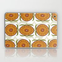 Tangerine Vine Laptop & iPad Skin