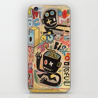 Zombiska Dance  iPhone & iPod Skin