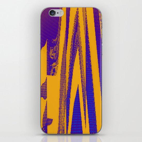 Digital Died/Mustard Jam iPhone & iPod Skin