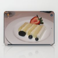 Slice of a Wedding Cake iPad Case