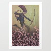 Robyn Hode Art Print