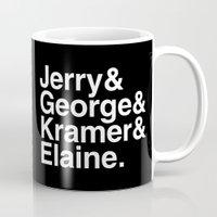 Seinfeld Jetset Mug