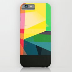 Colors with Black Slim Case iPhone 6s