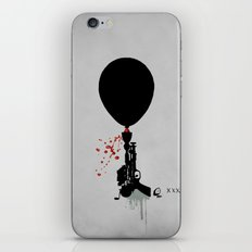 Gun Party ..... iPhone & iPod Skin