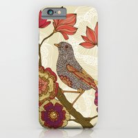 iPhone & iPod Case featuring Frisky Christy by Valentina Harper