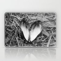 Loveheart Mussels Laptop & iPad Skin
