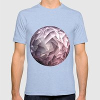 Spring Equinox 2012 Mens Fitted Tee Tri-Blue SMALL