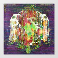 Rare Earth 2 Canvas Print
