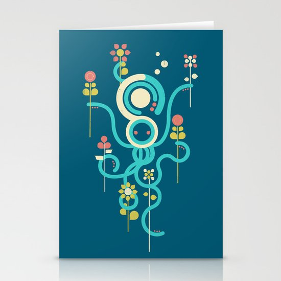 The Gardener Stationery Card