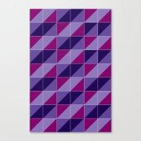 Attraction Canvas Print