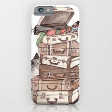 Let's Go Adventuring Slim Case iPhone 6s