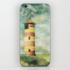 Pilsum Lighthouse iPhone & iPod Skin